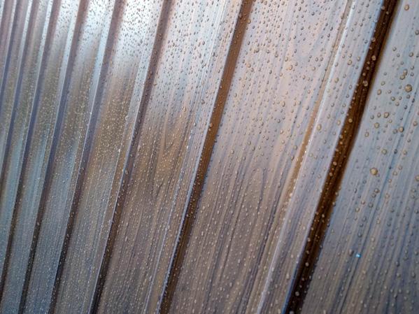 Plech vo farbe zlatý dub na plot, opláštenie, garáž